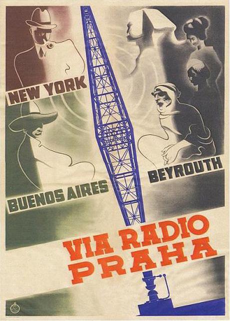 Radio Prague revient sur ondes courtes une journée pour souffler ses 90 bougies dans Actualité radioprague
