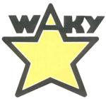 logo-waky dans Anniversaires