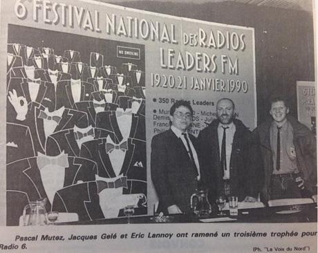 letransistor_lavoixdunord_galere-radio6-calais-1990 dans Anniversaires
