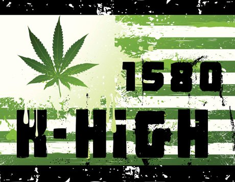 KHIGH-Flag-Black